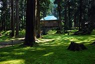 国史跡 平泉寺白山神社